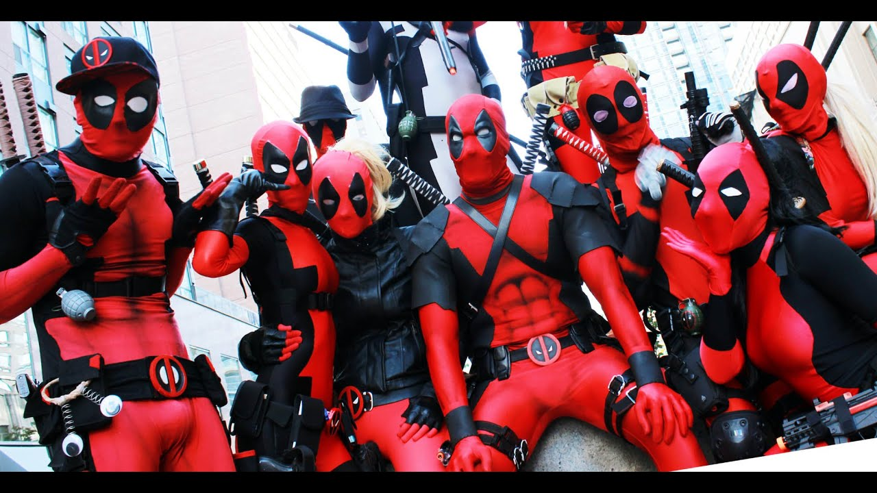 deadpool vs movie deadpool - photo #11