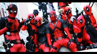 DEADPOOL vs DEADPOOL vs DEADPOOL vs DEADPOOL