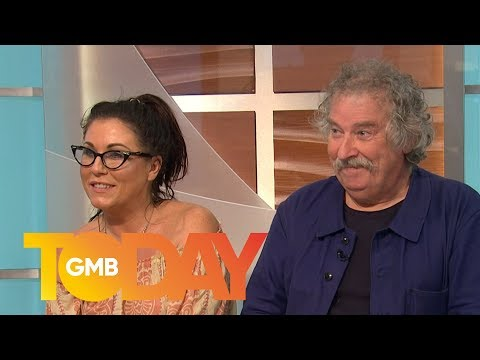 Jessie Wallace and Paul Bradley On Reviving Deathtrap For the Stage  GMB Today