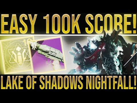 matchmaking for nightfall destiny 2