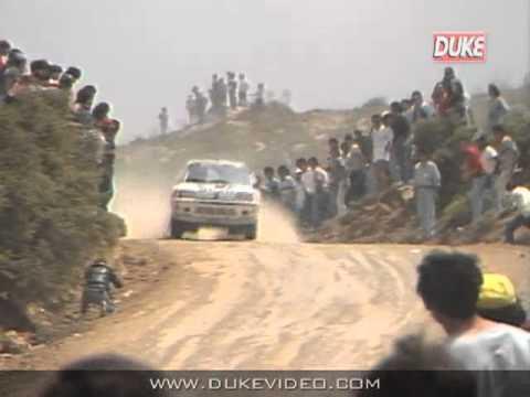 Duke DVD Archive - Acropolis Rally 1985