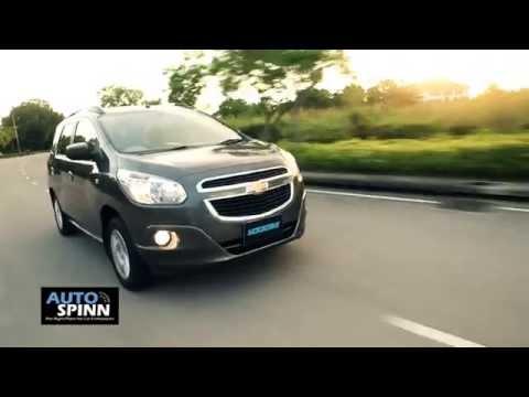 รีวิว 2013 Chevrolet Spin LTZ ขับทดสอบ