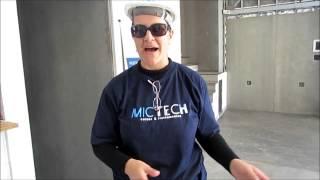 Mictech -- Mulheres fazem curso de Steel Frame? -- Curso prático de Steel Frame