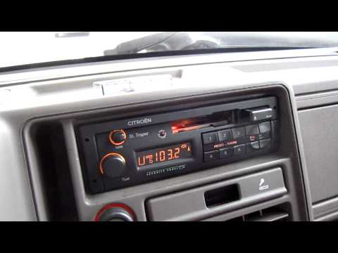 Cassette Adapter MP3-speler met SD-kaart
