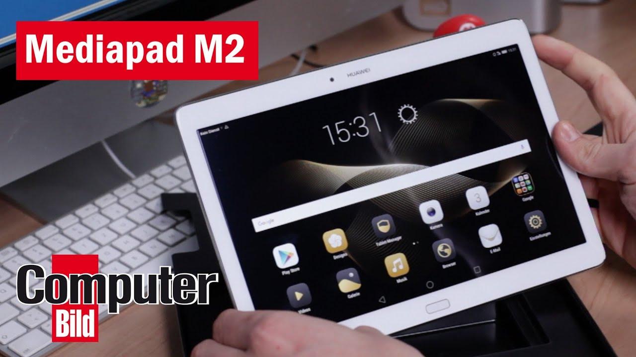 Huawei MediaPad M2 10.0 im Test: Tablet-Ton macht die ...