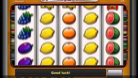 Video Slotmaschinen Gratis Spielen