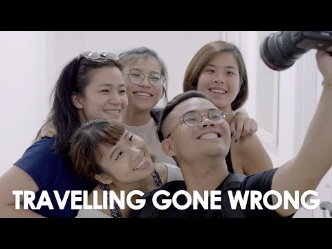 Travelling Gone Wrong | Butterworks