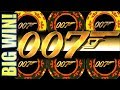 NEW * Live And Let Die * James Bond 007 * SLOT Machine ...