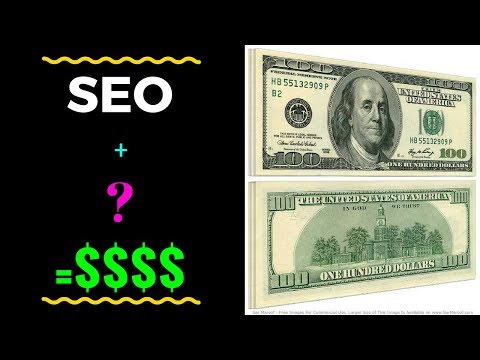 How To Make 100 Dollars A Day Using SEO- SNEAKY Foot In The Door Strategy