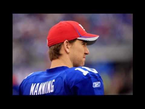 NY Giants Eli Manning 2011/12 Season-Playoff Highlights
