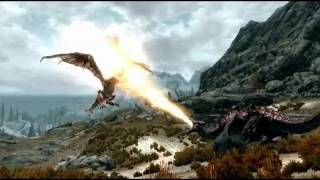 Behind the Wall: The Making of Skyrim trailer