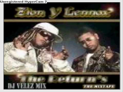 Zion & Lennox Ft Eloy Vamonos