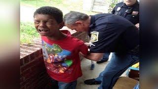 Il se fait attraper en train de voler dans un magasin, la police l'arrête... (⚆_⚆)