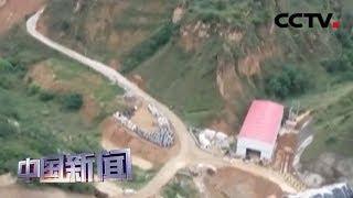 [中国新闻] 银西高铁穿越古黄土隧道群贯通 | CCTV中文国际