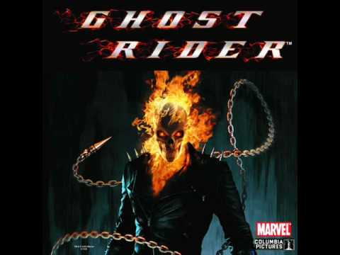 ghost rider in the sky the movie theme song