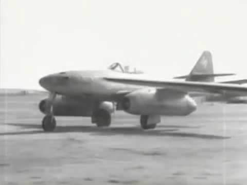The German War Files - German Jets And V1 And V2 Flying Bombs of WW2