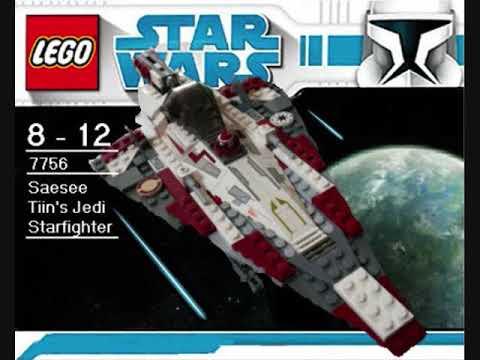 Lego star wars sets 2010 2011 youtube - Croiseur interstellaire star wars lego ...