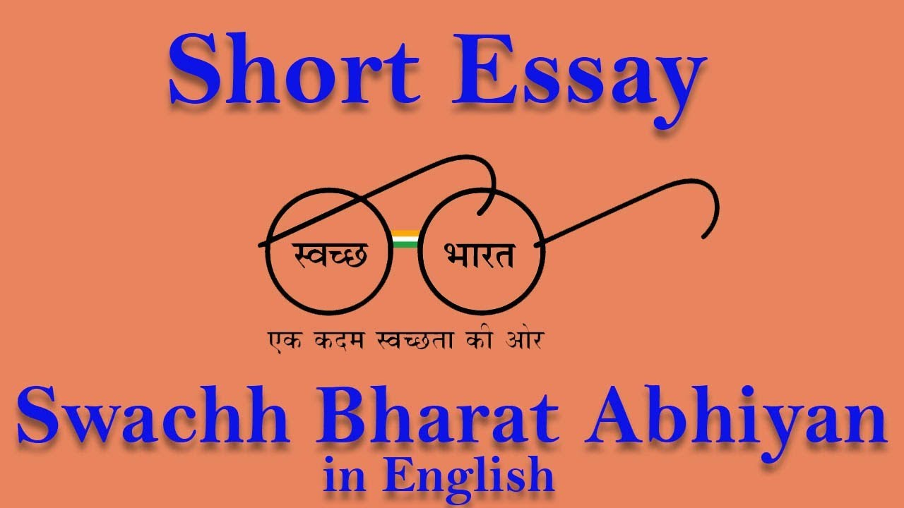 Short Essay On Swachh Bharat Abhiyan Clean India Mission In  Cleanindia Cleanindiamission Swachhbharatabhiyan
