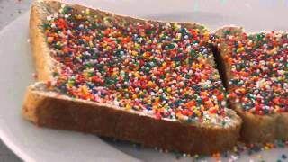 Crystalfissure's Kitchen - #17 - Aussie Fairy Bread