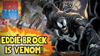 The Return of Eddie Brock as Venom   Original Venom Marvel 2.0