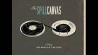 The spill canvas-Lullaby