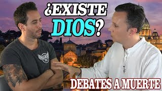 ¿EXISTE DIOS? | JORDI WILD VS CURA | Debates a Muerte