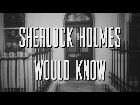 Slow Walk - Sherlock Holmes Would Know
