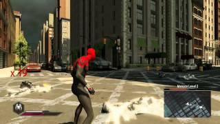 The Amazing Spider-Man 2 Video Game - Superior Spider-Man suit free roam