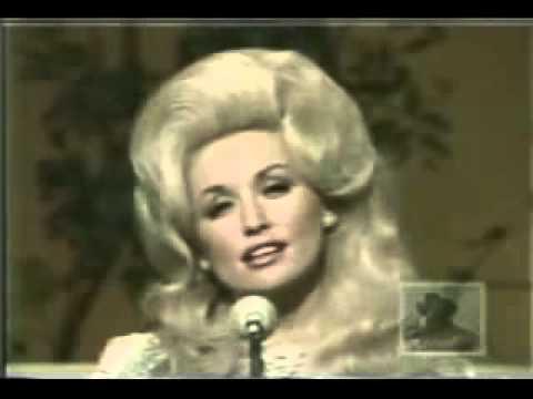 Porter Wagoner & Dolly Parton - Jeannie's Afraid Of The Dark