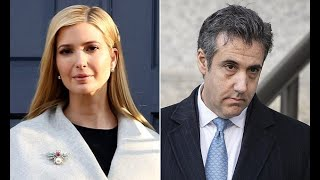 Ivanka:s Lawyer Told Michael Cohen To Lie About Trump Tower Moscow