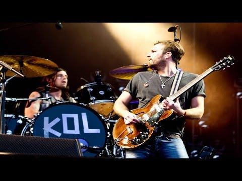 Kings of Leon - Pinkpop 2011