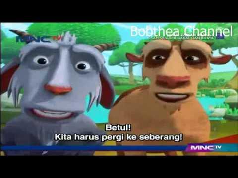 Pada Zaman Dahulu   Buaya dan Kambing Subtitle Indonesia