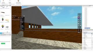Metropolitan Police Roblox | Polizeistation Speed Build | Teil 1 - Äußere