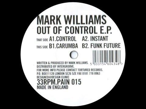 Mark Williams - Control