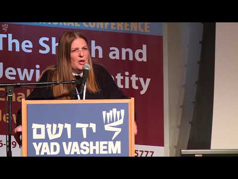 the shoah and Jewish identity: challenges in Jewish education - Opening Ceremony