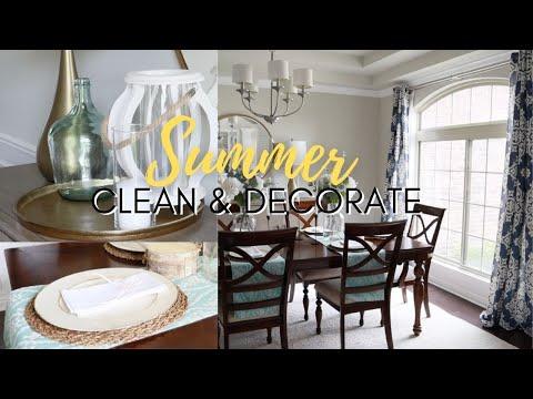 NEW! SUMMER CLEAN