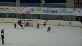 2012亞洲盃青少年冰球錦標賽(20120922預賽,高市冰委V.S.維京人)