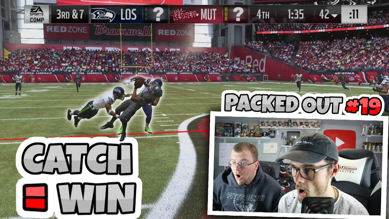 he-needs-to-catch-it-to-win-the-game-can-he-do-it-madden-19-packed-out