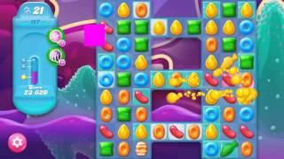 Candy Crush Jelly Saga Level 117
