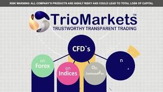 TrioMarkets - Fully Regulated ECN/STP Forex broker