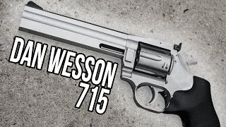 Revolver Redux: Hands on Review of the Re-released Dan Wesson 715