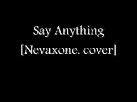 [ SD ] X JAPAN [ Say Anything ] COVER