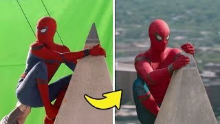 What Movies Really Look Like Before & After Special Effects (VFX) #2