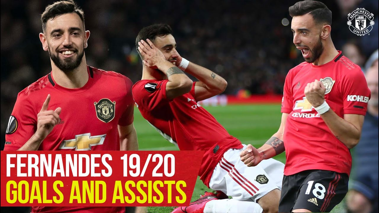 Download Bruno Fernandes | All The Goals and Assists 19/20 | Manchester United