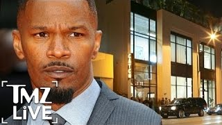 Jamie Foxx ATTACKED! | TMZ Live
