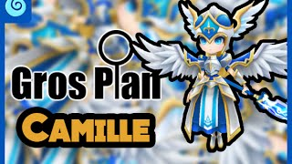 Summoners War - Gros plan - Camille