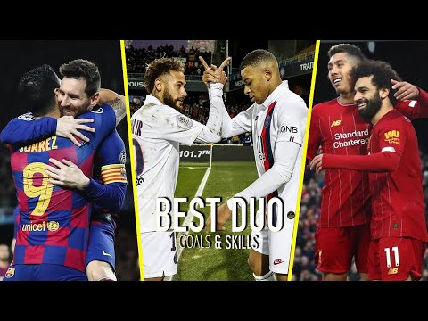 Top 10 Duos In Football 2019/2020