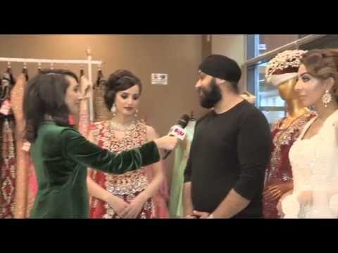 B4U Talk Of The Town East Shopping Centre Bridal Special
