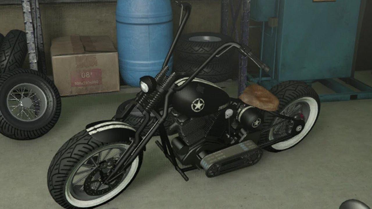 Gta 5 Online Quot Bikers Quot Dlc Quot Zombie Bobber Quot Buying