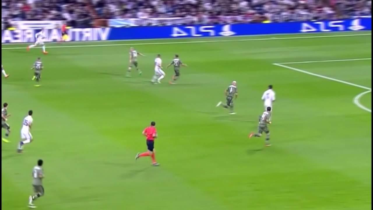 Download Gol Gareth Bale vs Legia Champions League 18/10/2016